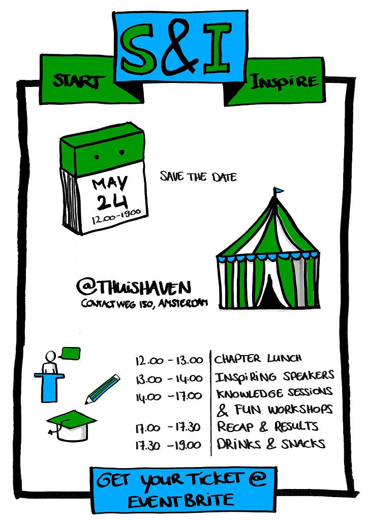 KPN kick-off event_poster