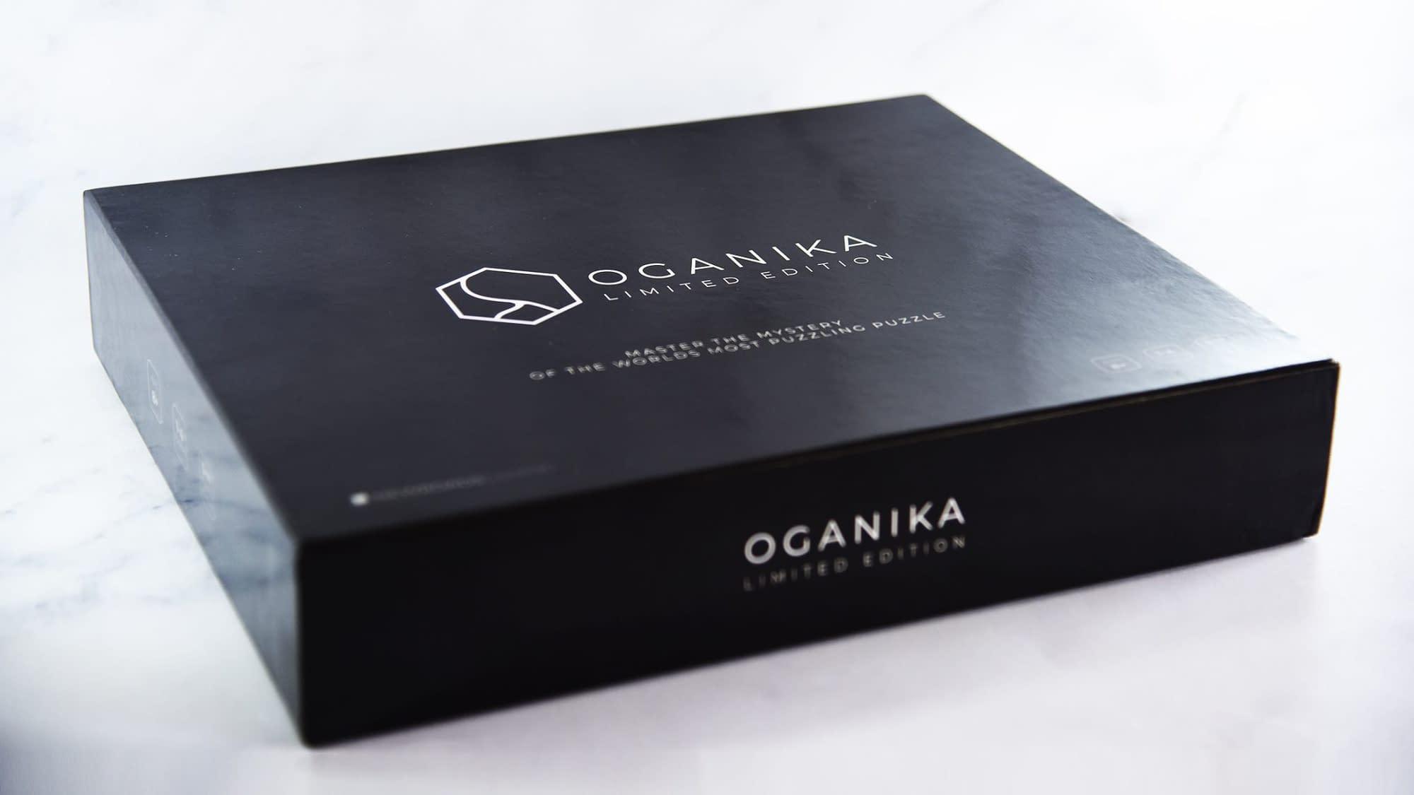 graphic designs for Oganika